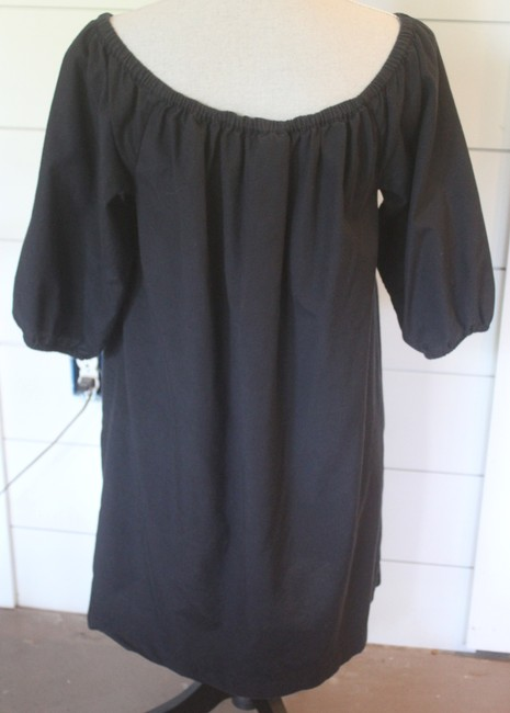 Anthropologie short dress black Pockets With Pockets on Tradesy Image 2