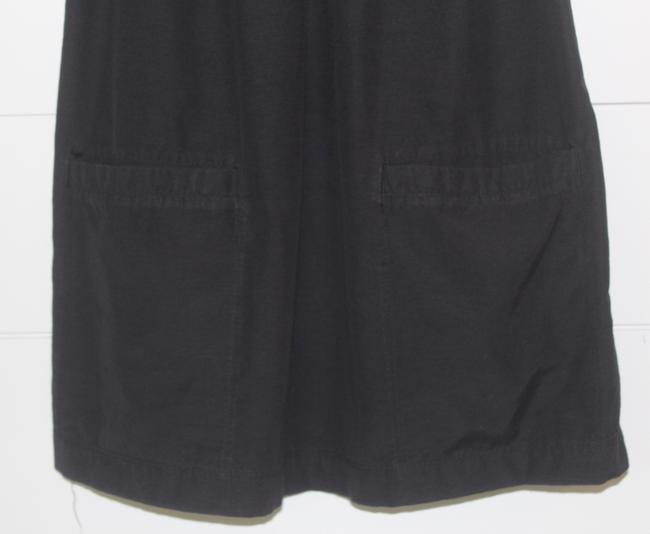 Anthropologie short dress black Pockets With Pockets on Tradesy Image 3