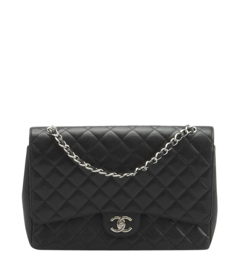 04f87a2153a6 Chanel Bag Caviar Leather Double Flap | Stanford Center for ...