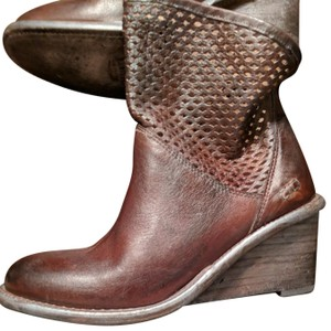 Bed|Stü Size 9 Leather Brown Boots