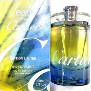 Cartier EAU DE CARTIER EDITION LIMITEE-UNISEX-EDT-100 ML-FRANCE