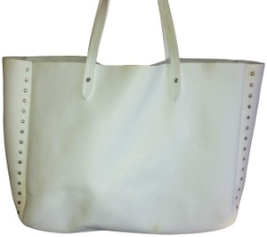 Barneys New York Tote in white