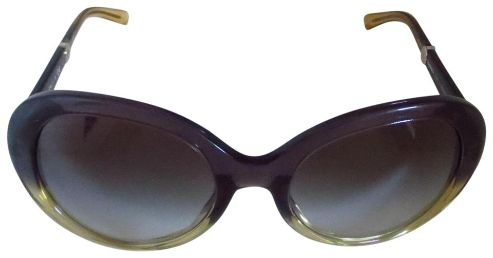 718c873122f4 Chanel Two-tone Grey and Yellow Gradient 5156 C.1142 3c 57 Sunglasses