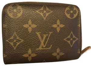 Louis Vuitton AUTHENTIC LOUIS VUITTON ZIPPY COIN PURSE