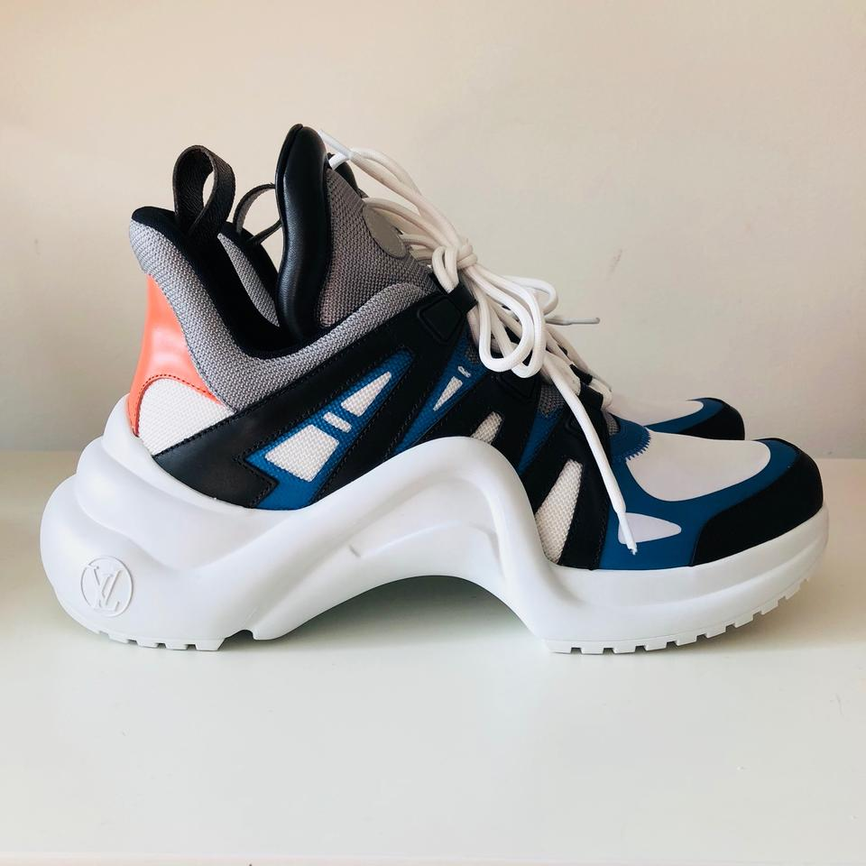 0f815808acc Louis Vuitton Archlight Sneakers Size EU 42 (Approx. US 12) Regular ...