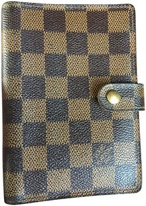Louis Vuitton Louis Vuitton Damier PM Agenda