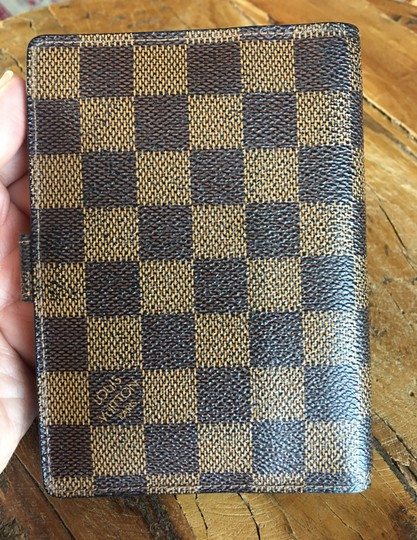 Louis Vuitton Louis Vuitton Damier PM Agenda Image 1