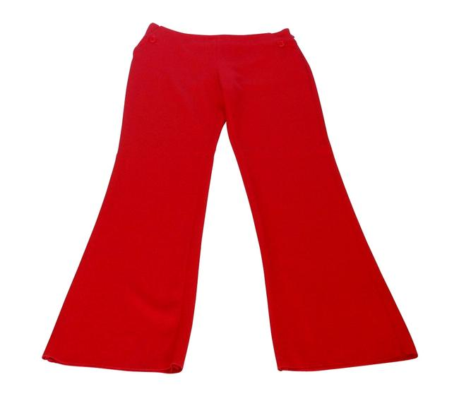 Item - Red Signature Full Flat Front Trouser New Pants Size 8 (M, 29, 30)