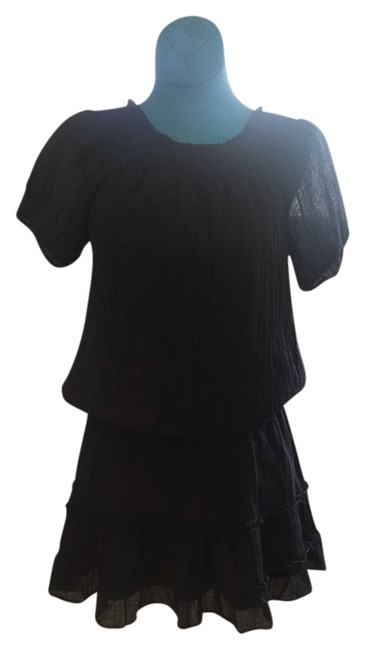 Preload https://item5.tradesy.com/images/express-black-off-shoulder-short-casual-dress-size-0-xs-2318504-0-0.jpg?width=400&height=650