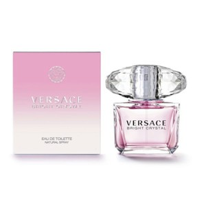 Versace MINI-VERSACE BRIGHT CRYSTAL FOR WOMEN-EDT-0.17 OZ-5 ML-ITALY