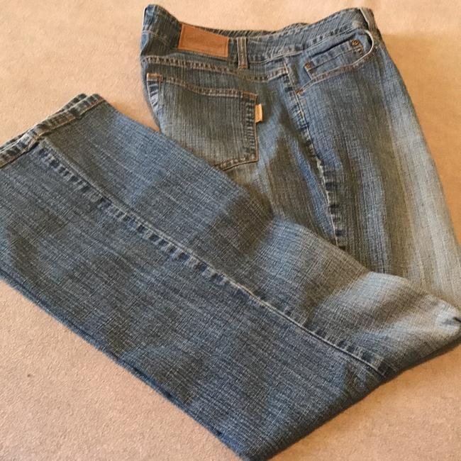 Coldwater Creek Boot Cut Jeans-Light Wash Image 3