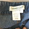 Coldwater Creek Boot Cut Jeans-Light Wash Image 4
