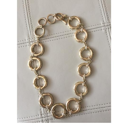 Preload https://img-static.tradesy.com/item/23185603/jcrew-gold-and-silver-necklace-0-0-540-540.jpg