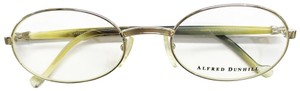 Alfred Dunhill Alfred Dunhill Silver Multicolored Frames