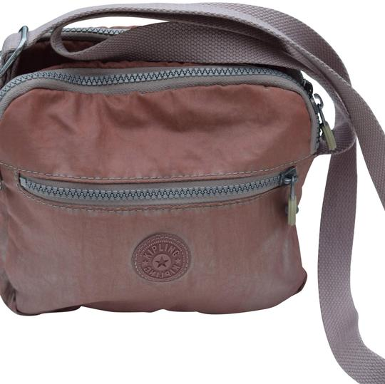 Preload https://img-static.tradesy.com/item/23185853/kipling-double-carnation-nylon-cross-body-bag-0-1-540-540.jpg