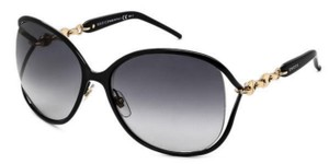 Gucci GUCCI MARINA CHAIN BLACK SUNGLASSES GG 4250/S