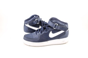 Nike * Blue Air Force 1 High-top Shoes