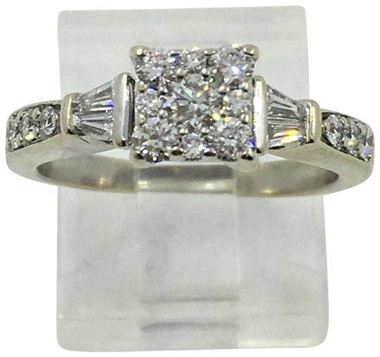 Preload https://img-static.tradesy.com/item/23187753/white-lady-s-diamond-fashion-27-diamonds-80-carat-14k-gold-size7-ring-0-1-540-540.jpg