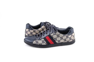 Gucci Navy/Red Athletic