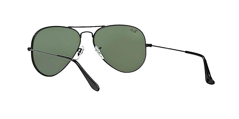 b6f5223a05aa0 ... Black EXTRA Large Ray Ban Aviator RB 3026 L2821 - 3 DAY SHIPPING.  123456789101112
