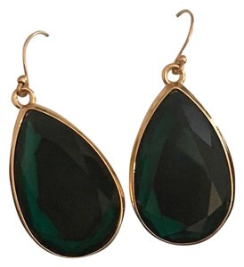 Kate Spade Emerald Green Dangle Earring