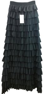 Robert Rodriguez Maxi Skirt Black