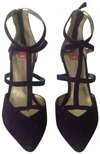 Elaine Turner Violet/Purple Pumps