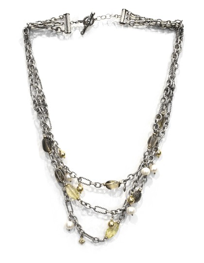 Preload https://img-static.tradesy.com/item/23190629/david-yurman-silver-sterling-and-yellow-gold-three-strand-bijoux-with-necklace-0-0-540-540.jpg