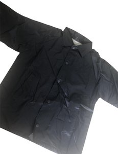 Anti Social Club Dark Navy Jacket