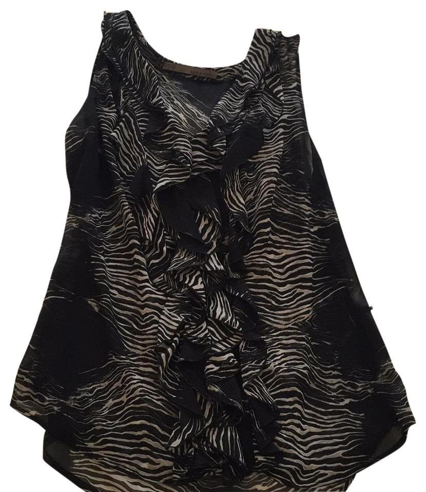 2d47c7f2 Zara For A Summer Day Or A Night Out Tank Top/Cami Size 12 (L) - Tradesy