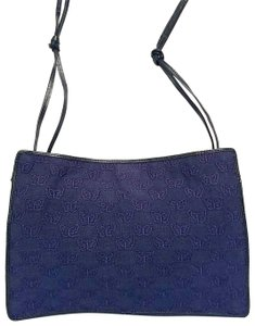Bottega Veneta Woven Leather Butterfly Tote in blue