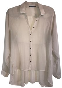 Brandy Melville Button Down Shirt
