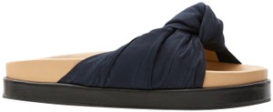 Helmut Lang navy Sandals