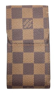 Louis vuitton business card holders up to 70 off at tradesy louis vuitton damier car key bill credit business card cigar holder wallet colourmoves