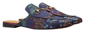 Gucci Princetown Disney Loafers Donald Duck Multi Mules