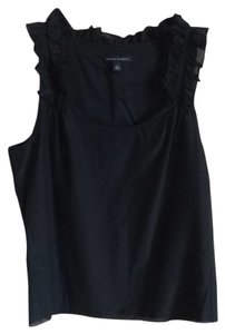 Banana Republic Top Soft Black