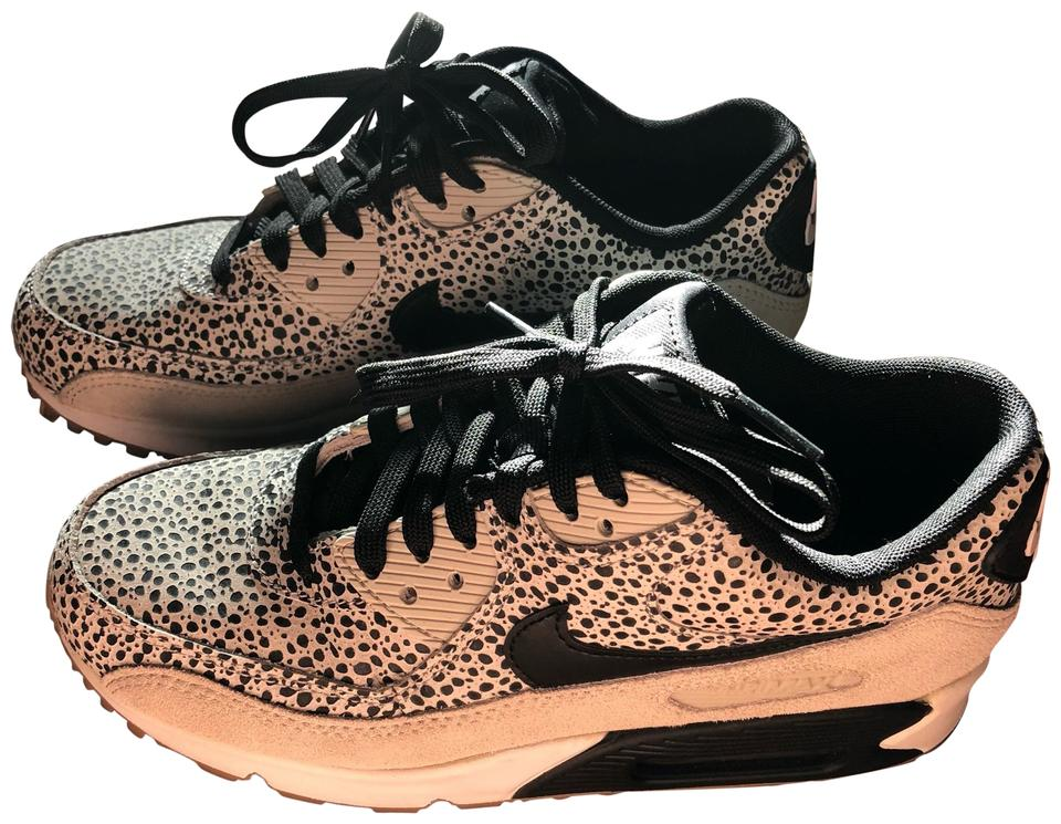 big sale 89099 ec6be ... max 1 womens shoes dannywinstanley onlinejewel6413989 83291 0a06e   australia nike black and nude leopard print athletic 76fd0 7304d
