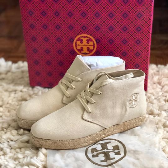 Tory Burch cream Flats Image 5
