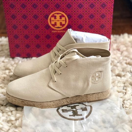 Tory Burch cream Flats Image 7