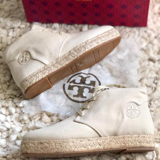 Tory Burch cream Flats Image 9