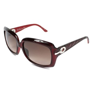Dior NEW & AUTHENTIC CHRISTIAN DIOR Myladydior-6. Dark Red Sunglasses