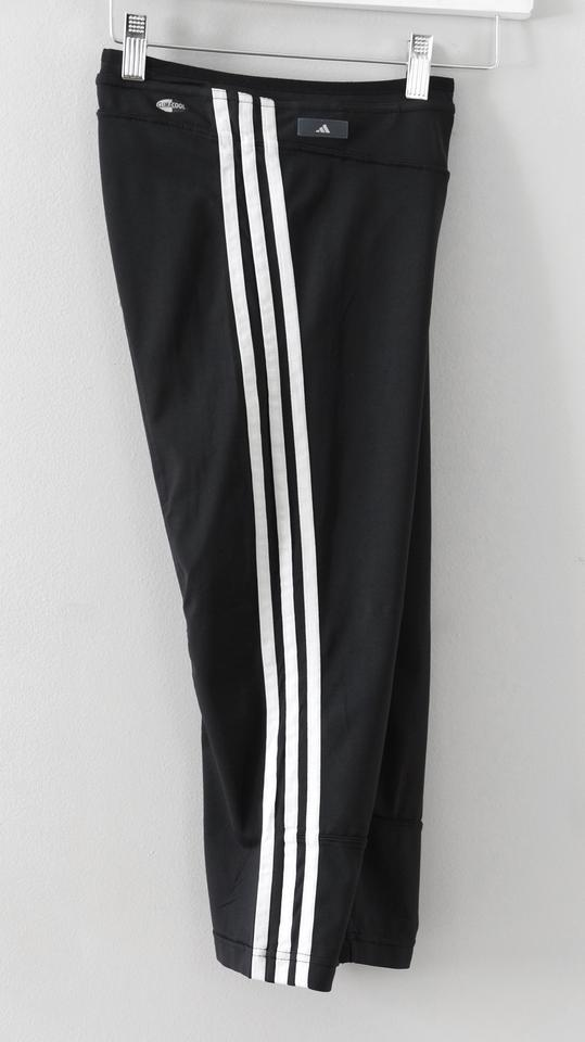 adidas Black Clima365 Activewear Bottoms Size 12 (L, 32, 33) 63% off retail