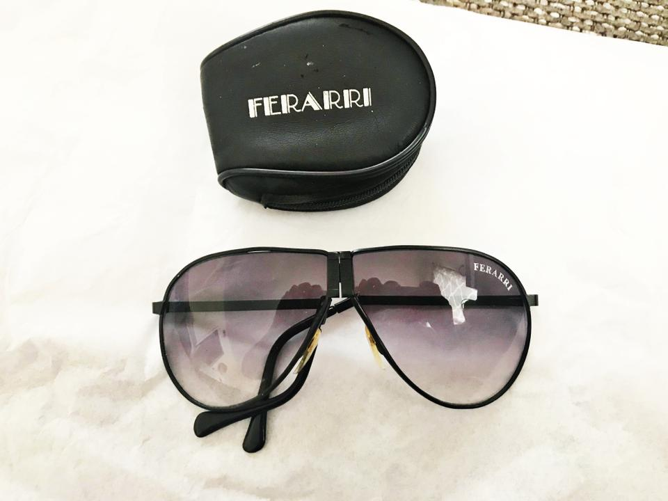 listing mx aviator sunglasses il ferrari folding