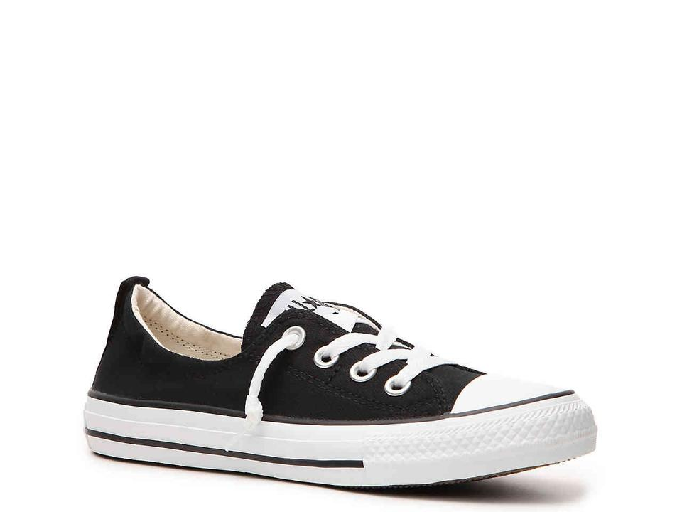 04f51a962732 Converse Black Women s Chuck Taylor All Star Velvet Shoreline Slip ...