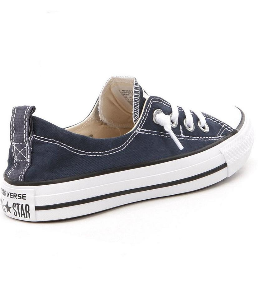 c0e0a9f21cb0 Converse Navy Women s Chuck Taylor All Star Shoreline Slip On Fashion  Sneakers Sneakers Size US 5.5 Regular (M