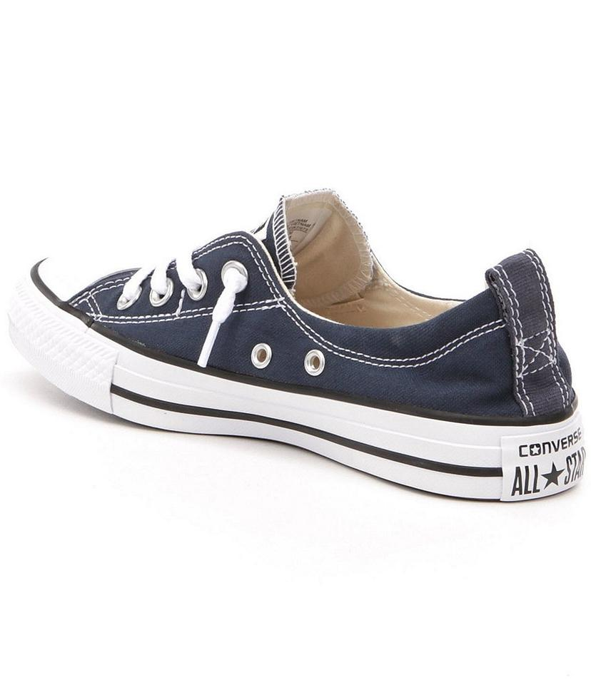 67b1b732033b Converse Navy Women s Chuck Taylor All Star Shoreline Slip On ...