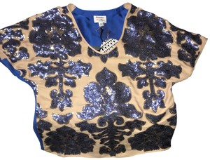Tracy Reese Top blue