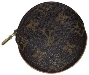 Louis Vuitton **SOLD-OUT ONLINE** Authentic Round Coin Purse