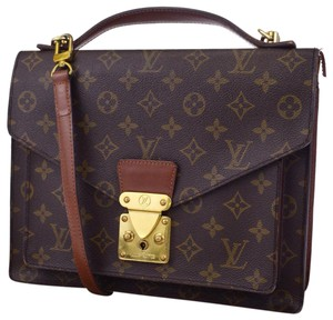 Louis Vuitton Made In France Shoulder Bag