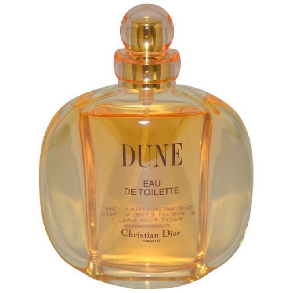 Dior Dune By Cdior 34 Oz 100 Ml Edt Spray Woman New In Box Sealed Christian For Women 123